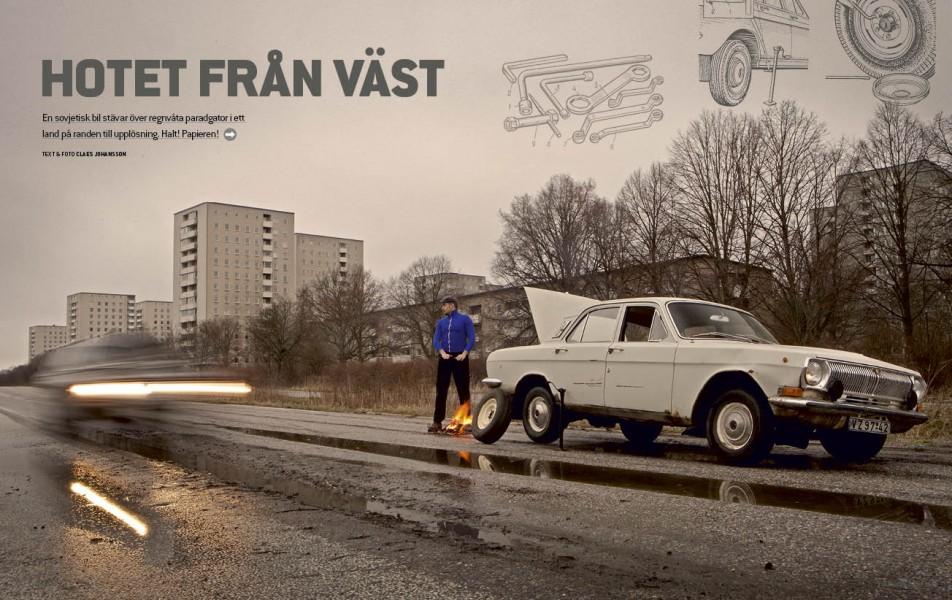 Volga M24 – fotograferad som aldrig förr.