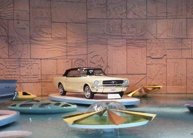 Grattis Ford Mustang 50 år!