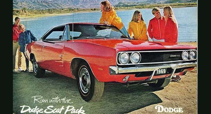 Dodge på modet 1969