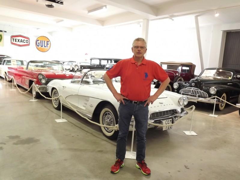 Nytt fordonsmuseum har öppnat