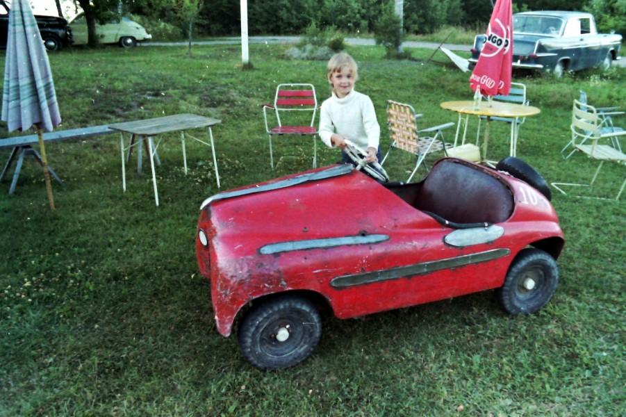 Ungdomsbilen
