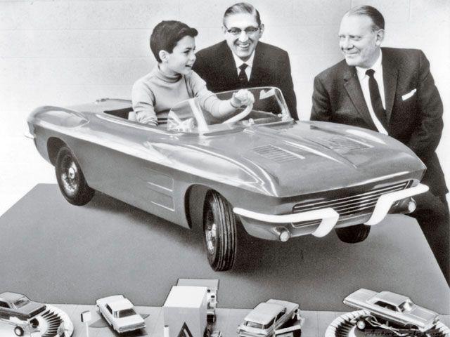 På trampen med Bunkie 1963