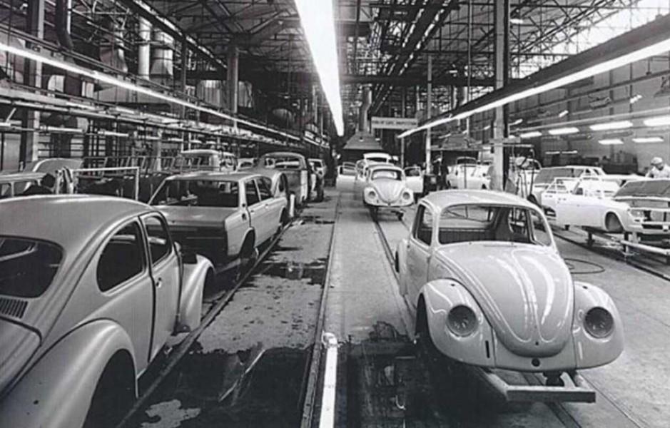 Blandade bilar i Clayton 1969