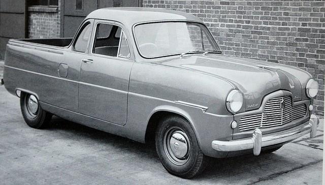 Prototyper: Från Budd till Britannia