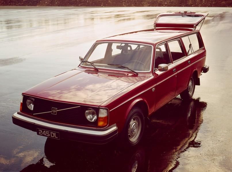 Volvo 240 fyller 40 år!