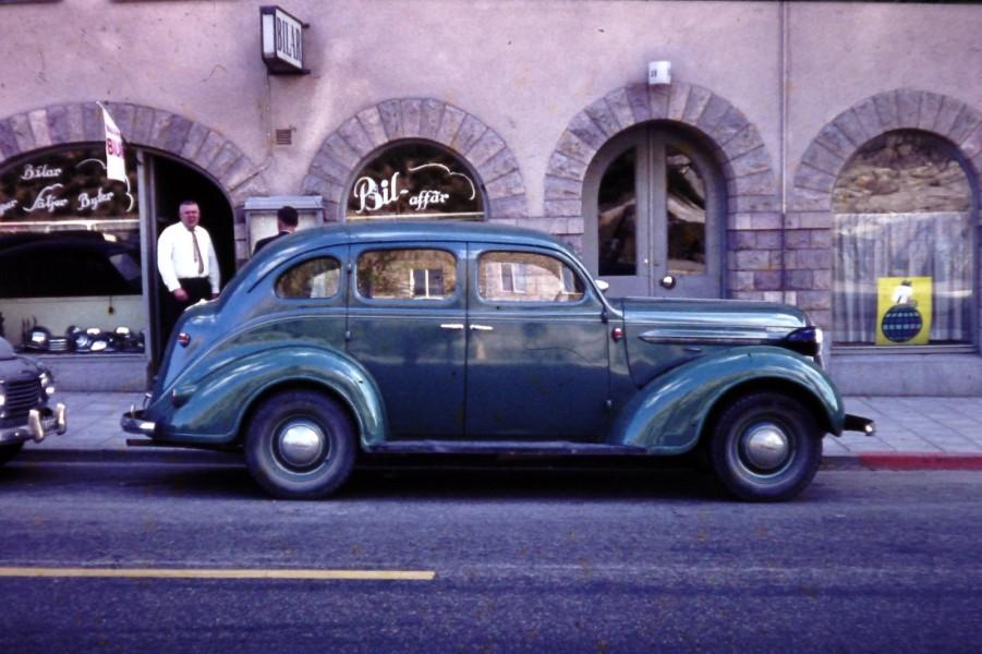 Bilhandlare Wallenborg