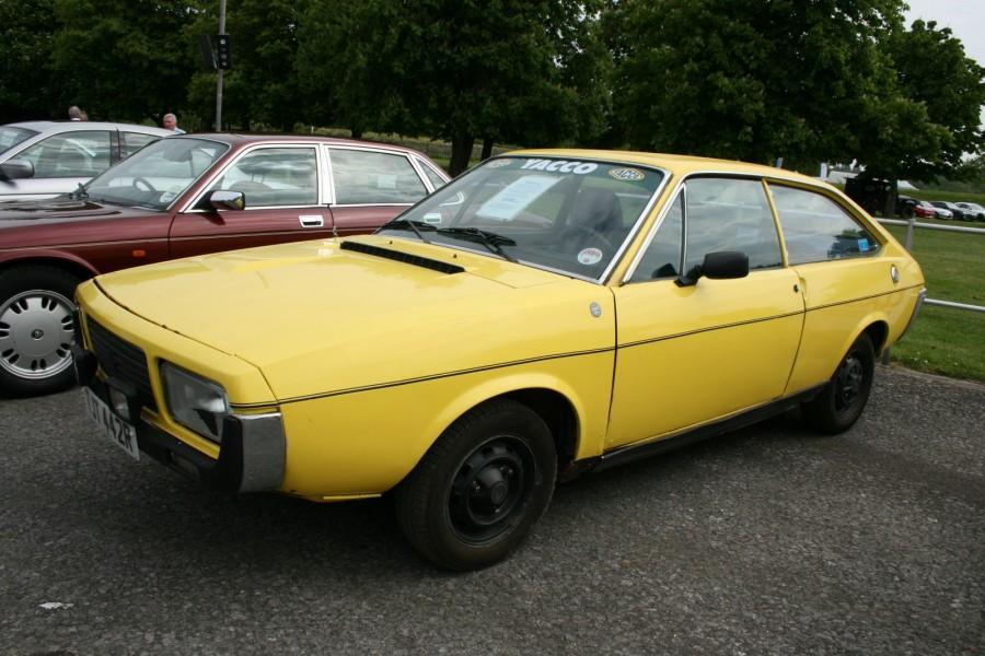 Renault 15 till salu.