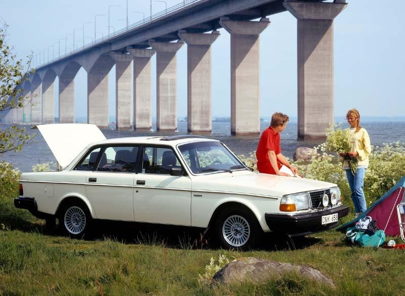Volvo 240 i reklamvärlden
