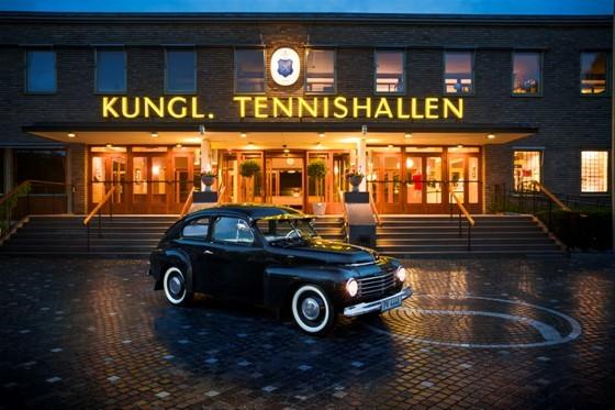 70 år sedan premiären för Volvo PV