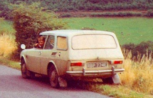 Outnyttjade utrymmen, kombibilar som aldrig blev av.