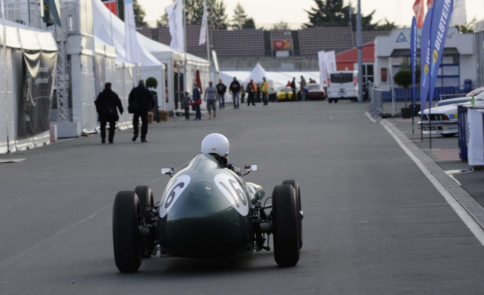 Nürburgring Oldtimer GP 2014