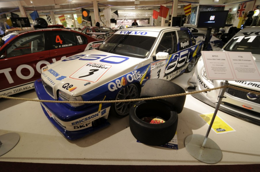 Rickard Rydells BTCC-bil från 1996.