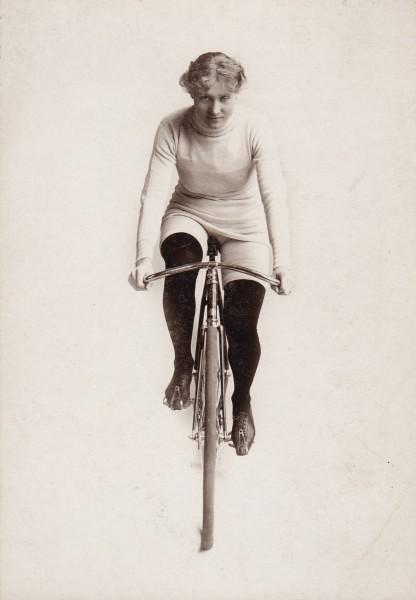 Tillie Andersson, supercyklist.