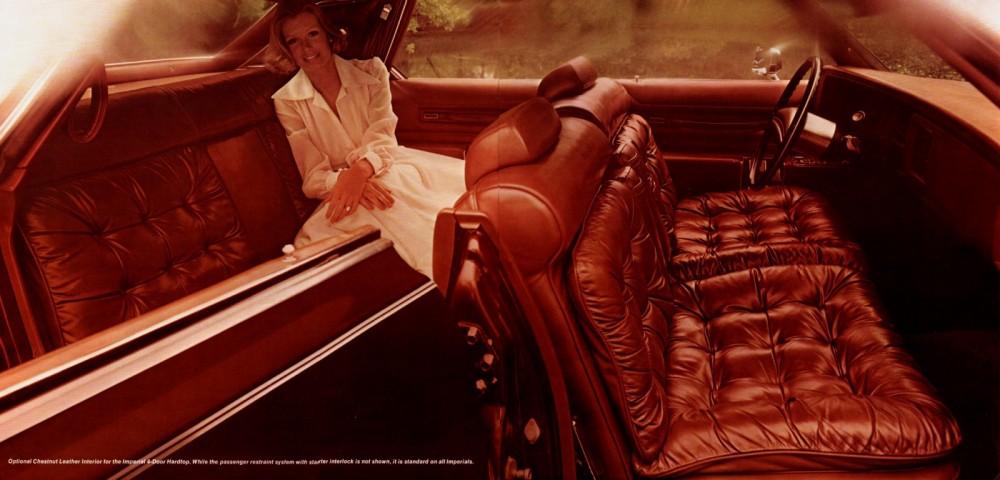 Finkläder för Chrysler