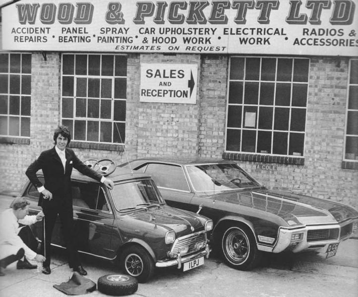 Måttbeställt hos Wood & Pickett