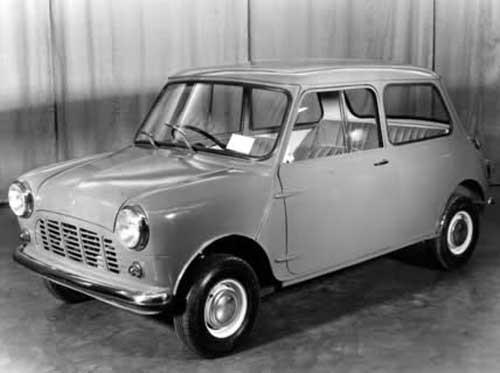 Quiz: Vad kan du om bilarna 1959?