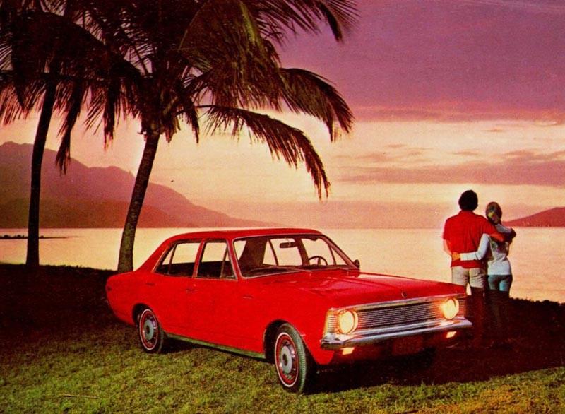Några nyheter bilåret 1969