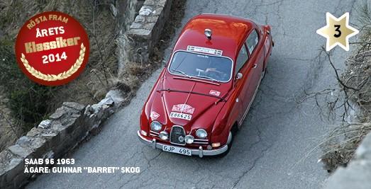 Kandidat #3: Saab 96
