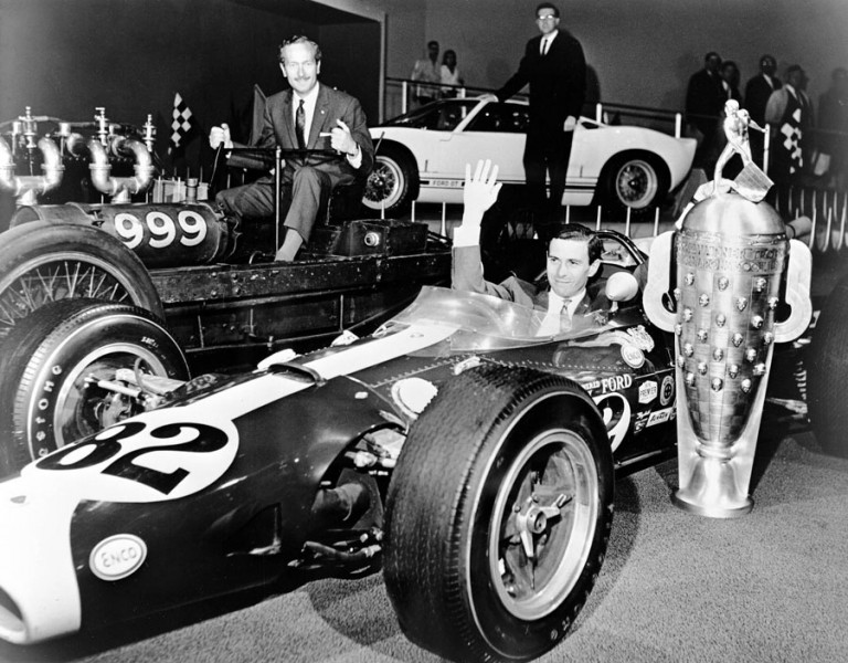 Torrkörning i Dearborn 1965
