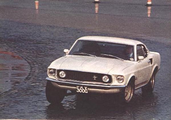 Fergusons Mustang 4x4