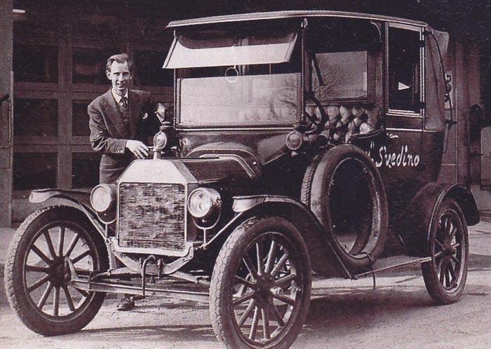 Trollkarlens T-Ford
