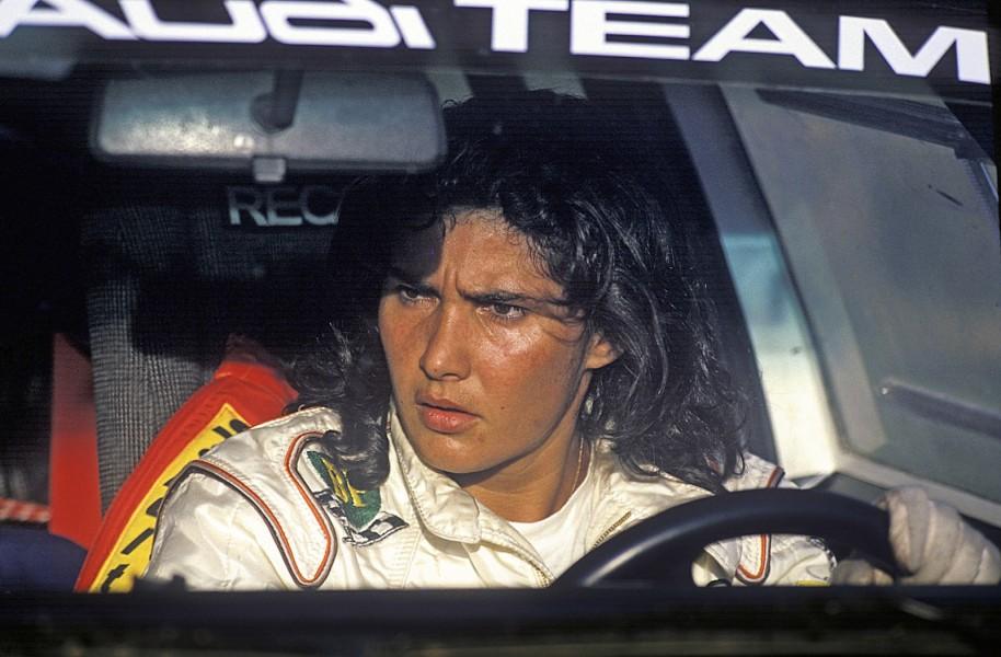 Michèle Mouton – rallydrottningen!