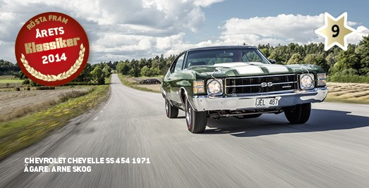Kandidat #9: Chevrolet Chevelle!