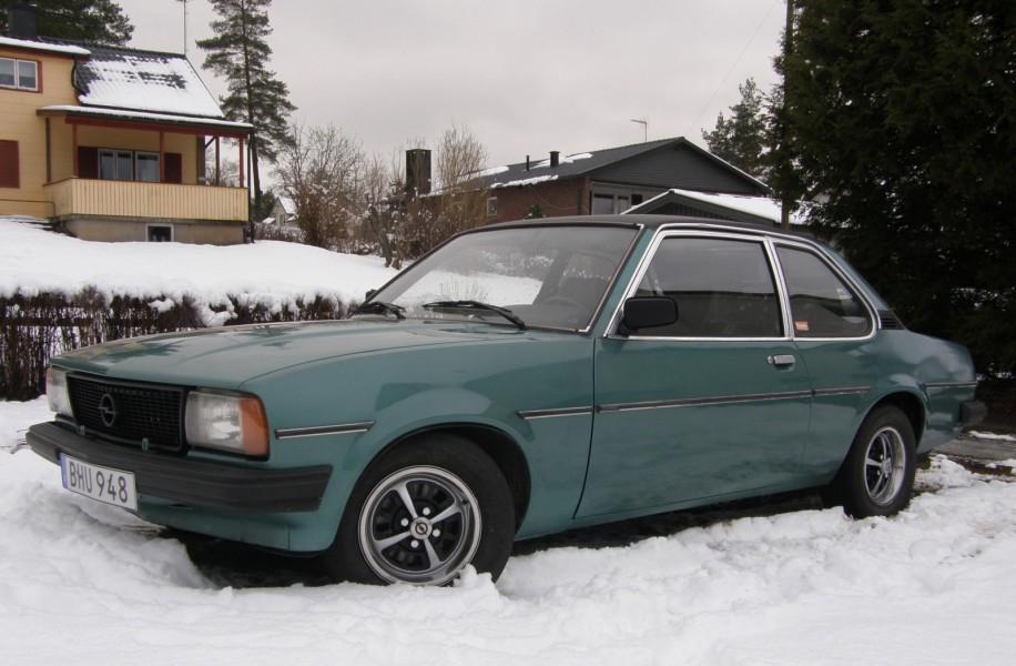 Vinter-Opel för hela året!
