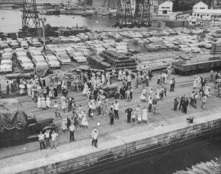 Stillestånd i São Paolo 1958