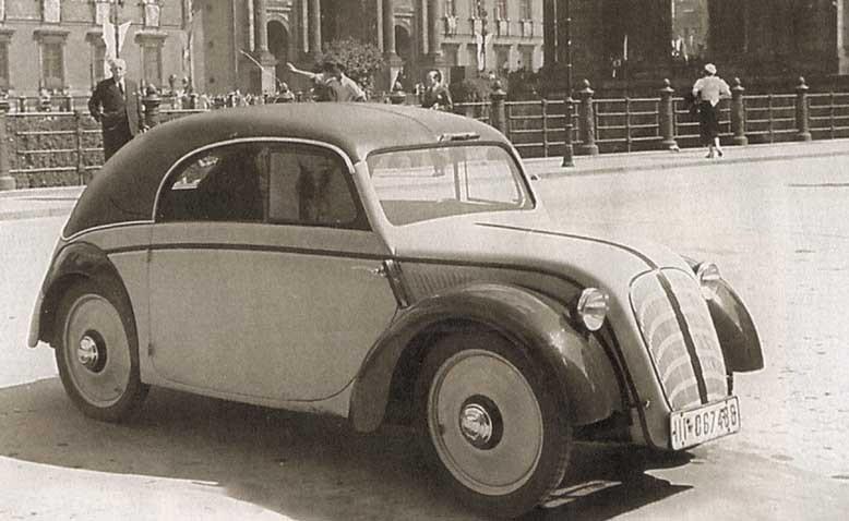 Quiz: Väldigt udda bilar