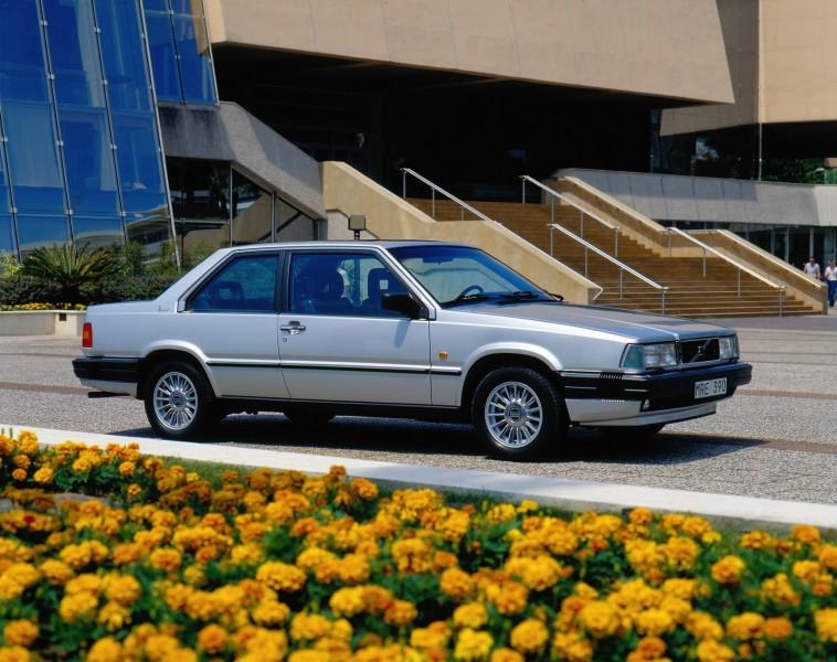 Nu fyller Volvo 780 30 år!
