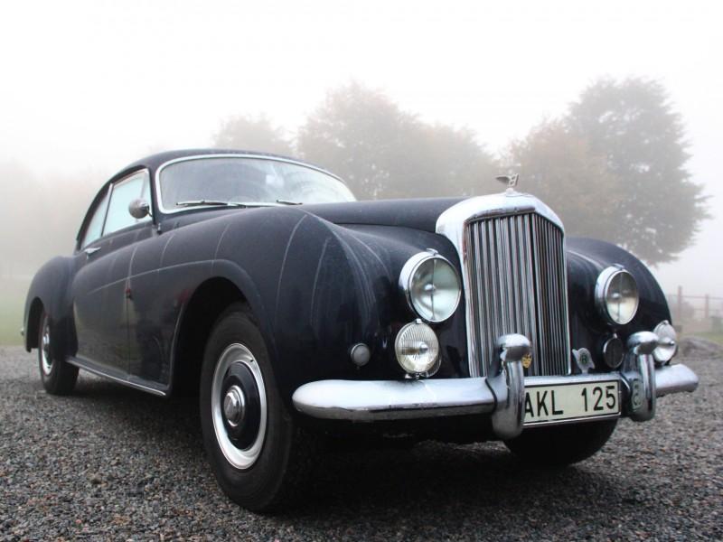 Bentley i ottan