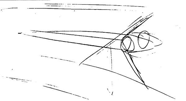 Några nedkrafsade pennstreck 1956