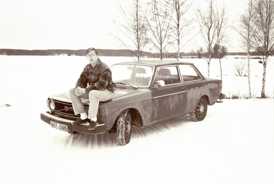 18-årsbilen – Volvo 142