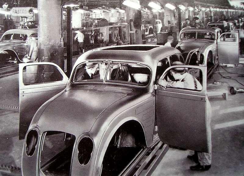 Lika som bär - Toyota & Chrysler