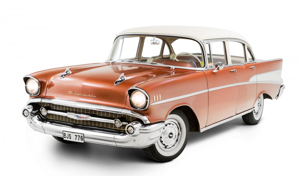 Classic Chevy 1955-57