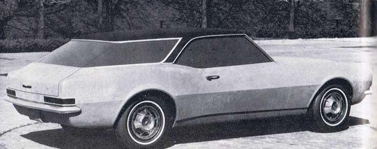 Camaro Sportwagon