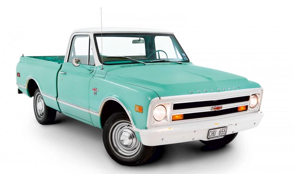 Chevrolet C10 1960 –1972