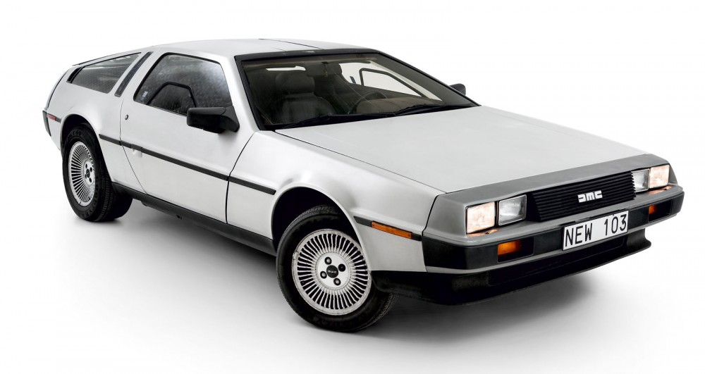 DeLorean DMC-12 1981–1982