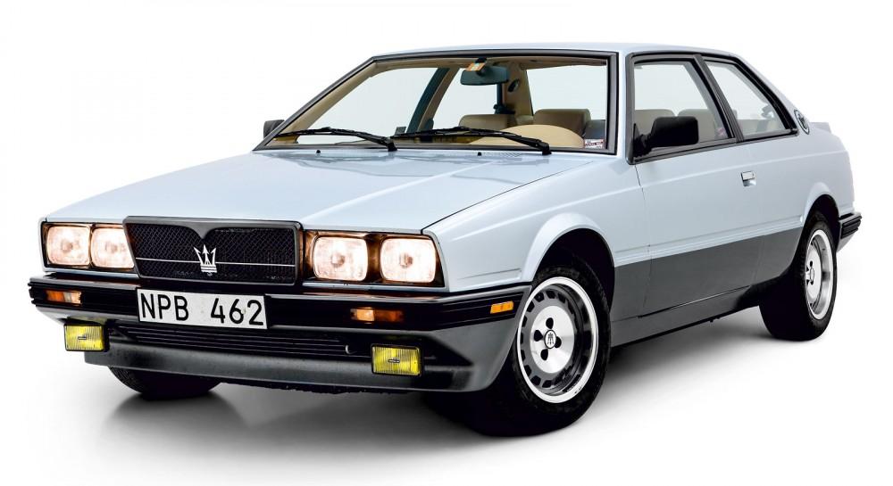Maserati Biturbo 1981–1990