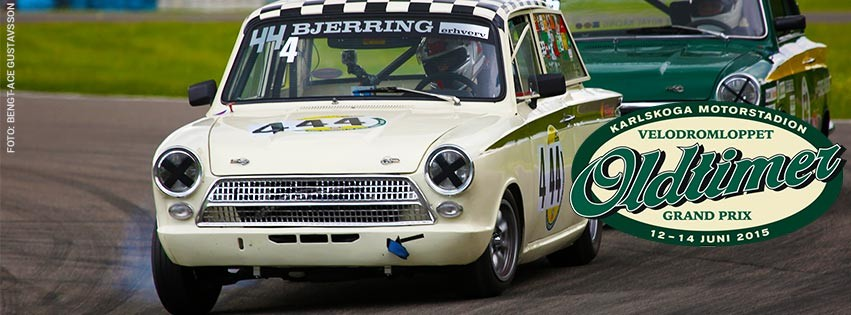 Velodromloppet Oldtimer Grand Prix 2015