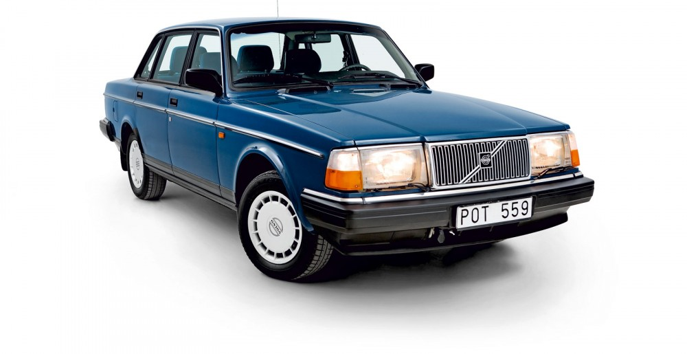 Volvo 240 1981–1993