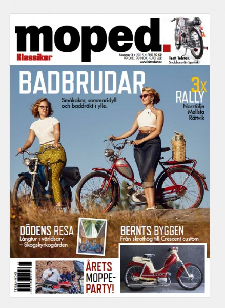 Moped 3/2015