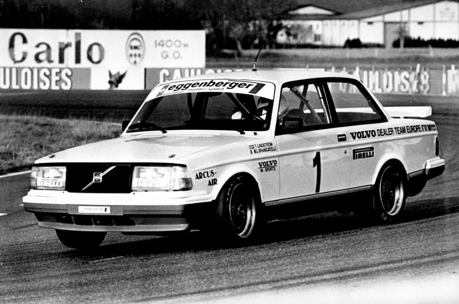 Rökare från Volvo!