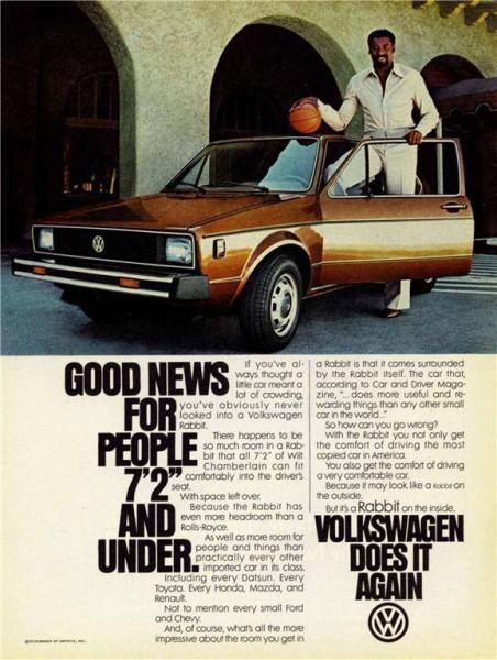 Volkswagen och Wilt