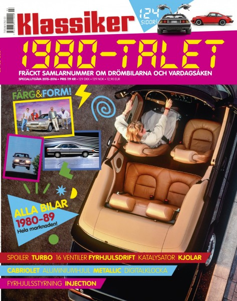 Klassiker 1980-talet – beställ nu!