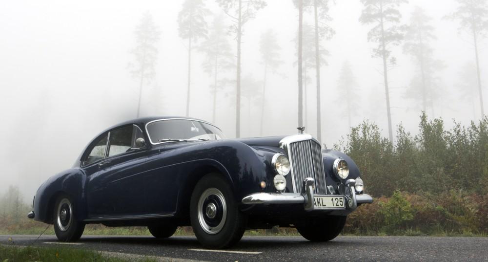 Kandidat #4 Bentley R-type Continental