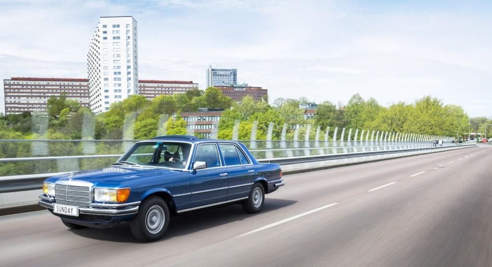 Kandidat #8 Mercedes-Benz 450SE