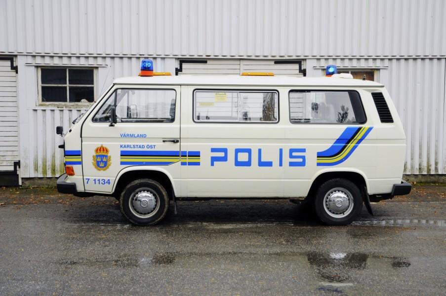 Chans att se Polismuseets samling