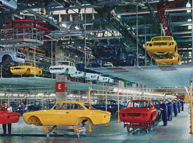 Klassiker om Alfas GT-vagnar